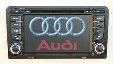 AUTORADIO 2 DIN ANDROID 10 MIRROR LINK PER AUDI A3 S3 2003 2004 2005 2006 2007