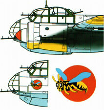 JUNKERS JU 88 Luftwaffe 2 Engine Bomber NEW FAOW Black 163 + Bonus Book