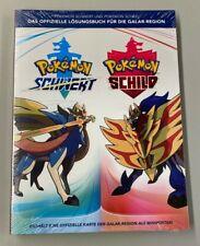 Pokemon Schwert und Schild offizielles Lösungsbuch für die Galar-Region
