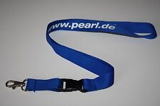 www.pearl.de Schlüsselband / Lanyard / Keyholder NEU!!