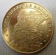 25 - CITADELLE DE BESANCON - LA MONNAIE DE PARIS - Année :  2008