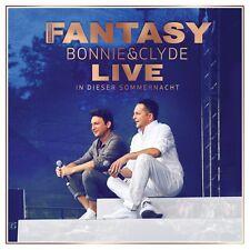 FANTASY - BONNIE & CLYDE LIVE: IN DIESER SOMMERNACHT  2 CD NEU