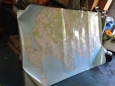 More details for dumfries and galloway map large 7ft x 4ft 4inches
