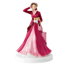 Royal Doulton Lady/Mrs. Doulton  HN5743 200th Anniversary Ltd Edt 2015 New Boxed