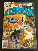 1ST ISSUE SPECIAL 12 1st app BLUE STARMAN 1976 JOE KUBERT VF/NM+ VOLUME 1 DC