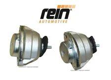 For BMW E60 525i 528i 530i Set Pair of 2 Right+Left Engine Motor Mounts REIN