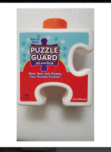 New Cardinal Puzzle Guard Do and Glue 8oz Save Seal and Display