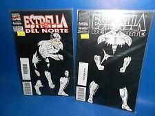 Dos numeros miniserie ESTRELLA DEL NORTE numeros 3 Y 4 comics forum