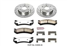 Power Stop K2009-36 Truck and Tow Z36 Brake Upgrade Kit