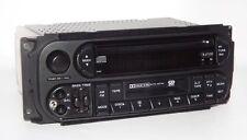 2003 Dodge Ram 3500 Pickup Radio RAZ AM FM CD Cassette Upgraded w Aux MP3 Input