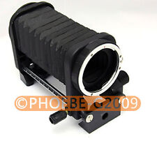 Macro Fold Bellows for Canon 450D 500D 550D 60D 50D 7D