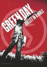 Green Day autocollant/sticker # 20
