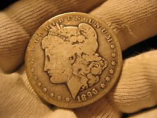 KEY DATE 1896 S MORGAN SILVER DOLLAR UNITED STATES COIN 1896 S