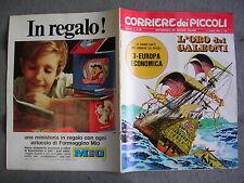 CORRIERE DEI PICCOLI n. 19 - 12/05/1968 - ANNO LX - QUASI OTTIMO