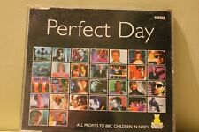 Perfect Day BBC Children in Need Version CD Single Royal Mail 1st Class P&P