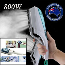 800W GARMENT STEAMER STEAM BRUSH IRON TRAVEL HANDHELD PORTABLE CLOTHES STEAMER