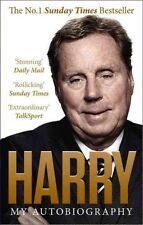 Harry Redknapp - Always Managing: My Autobiography (Hardback) NEW !!