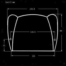 Protector Cubiert de Acero de Puente de Guitarra para Parte Eléctrica de