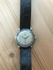 Omega bumper automatic watch