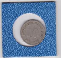 10 Pfennig 1897 G Deutsches Reich German Empire selten