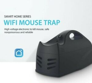 Smart Mousetrap - Wireless Mouse Mousetrap Rat Pest Trap Catcher Rodent Killer