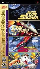 Used PSP Soldier Collection PC Engine  SONY PLAYSTATION JAPAN IMPORT