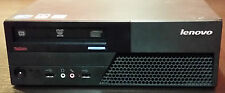 Lenovo M58p SFF Intel Core2Duo E8400 3,00GHz 4GB 160GB Win7