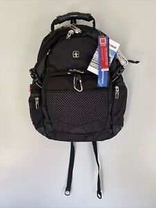 Laptop Backpack by SWISSGEAR 18 ScanSmart Black Color Brand New with tags