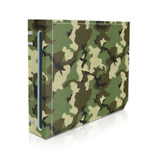 Wii Game Console Skin - Woodland Camo - Decal Sticker