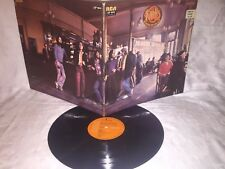 THE KINKS - MUSWELL HILLBILLIES - VINTAGE 1971 RCA RECORDS ROCK LP GERMAN IMPORT