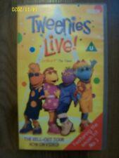 The Tweenies - Live! BBC VHS Video Live !