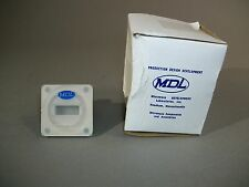 MDL WR90 Waveguide SMA Adapter 929240-002C 90AC669 - NEW