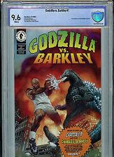 Godzilla vs Barkley CBCS 9.6 NM+1992 Dark Horse Comics  Book