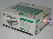 LEXMARK T520 SBE T520d T522n T522dn X520 X522 X522s TONER 12A6835 BLACK NEW #K