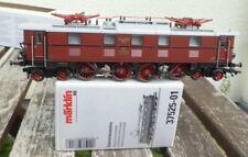 Märklin 37525-01 Elektrolok EP5 - E 52  Bayern / DRG Epoche 1/2 FX-Digital gut