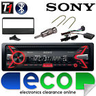 Ford Escort Sony Car Stereo Radio CD MP3 USB Bluetooth Steering Wheel Control