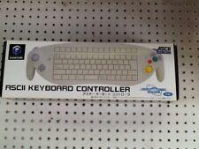 Gamecube GC ASCII Keyboard Controller ASC-1901po NEW! RARE! US Seller