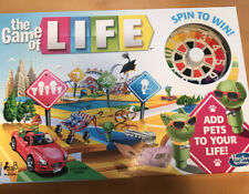 Hasbro E4304000 The Game of Life Board game New