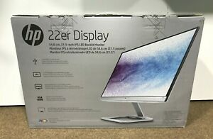 "⭐NEW HP 22er 21.5"" 16:9 Edge-to-Edge IPS Monitor LED LCD Display ✅❤️️✅❤️️ SEALED"