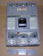 JXD63H400, Siemens Sentron Series Breaker. ***FREE SHIPPING***