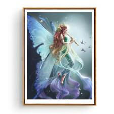 5D DIY Diamond Embroidery Painting Fairy Beauty Full Drill Cross Stitch Kits Art