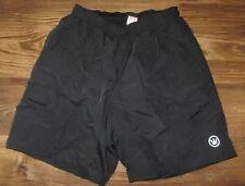 Canari Mens Cycling Shorts, Black, Padded, Size M, Euc