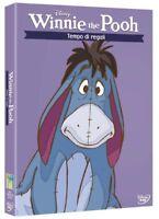 WINNIE THE POOH TEMPO DI REGALI DISNEY DVD film NUOVO sigillato italiano