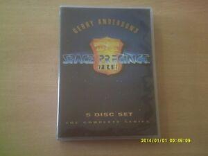 Space Precinct 2040   Complete Series   Gerry Anderson    5 Disc Set    Region 1