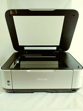 Canon PIXMA MP620 Series Photo All in One Printer Siiver Black w Extra Ink