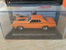 Mercury Cougar Eliminator 428 CJ (1970) 1:43
