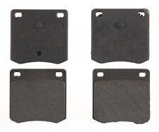 Disc Brake Pad Set-Element3; Organic Rear Raybestos PGD213