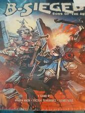 B-Sieged Sons of the Abyss Core Box - Board Game Awesome Games New NIB!