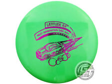 New Latitude 64 Gold Anchor 175g Green Purple Foil Midrange Golf Disc