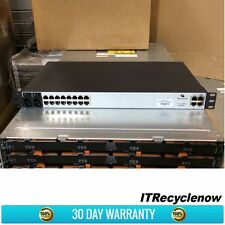 Cyclades Avocent ACS 6016 Console Server Dual AC Power Supply Built-in Modem (1A